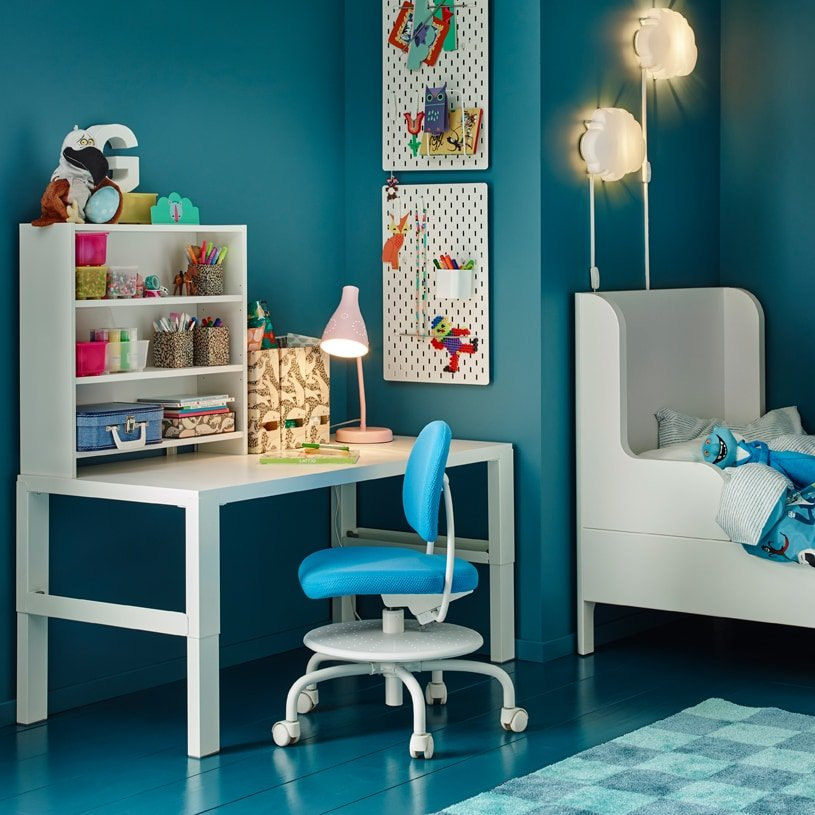 Ikea Kids Study Room: Give Your Kids Their Own School Work Space