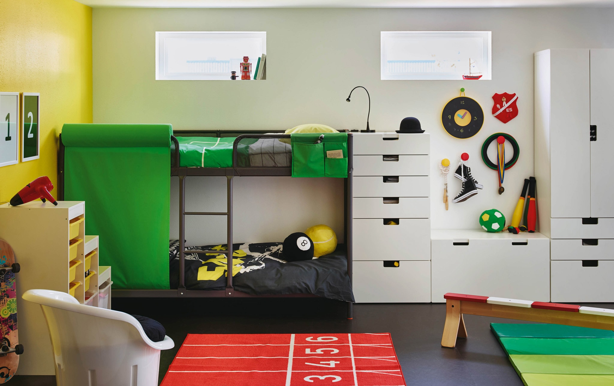 perfect children bedroom