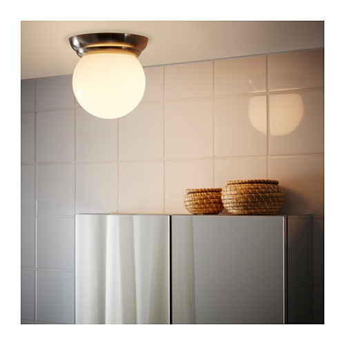 lillholmen-ceiling-wall-lamp-white