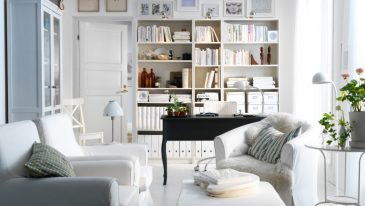Choosing the right bookshelves for your home