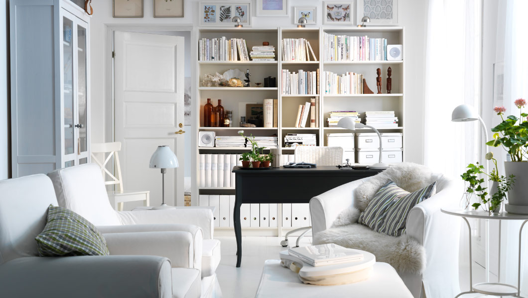 Choosing the right bookshelves for your home - IKEA Qatar