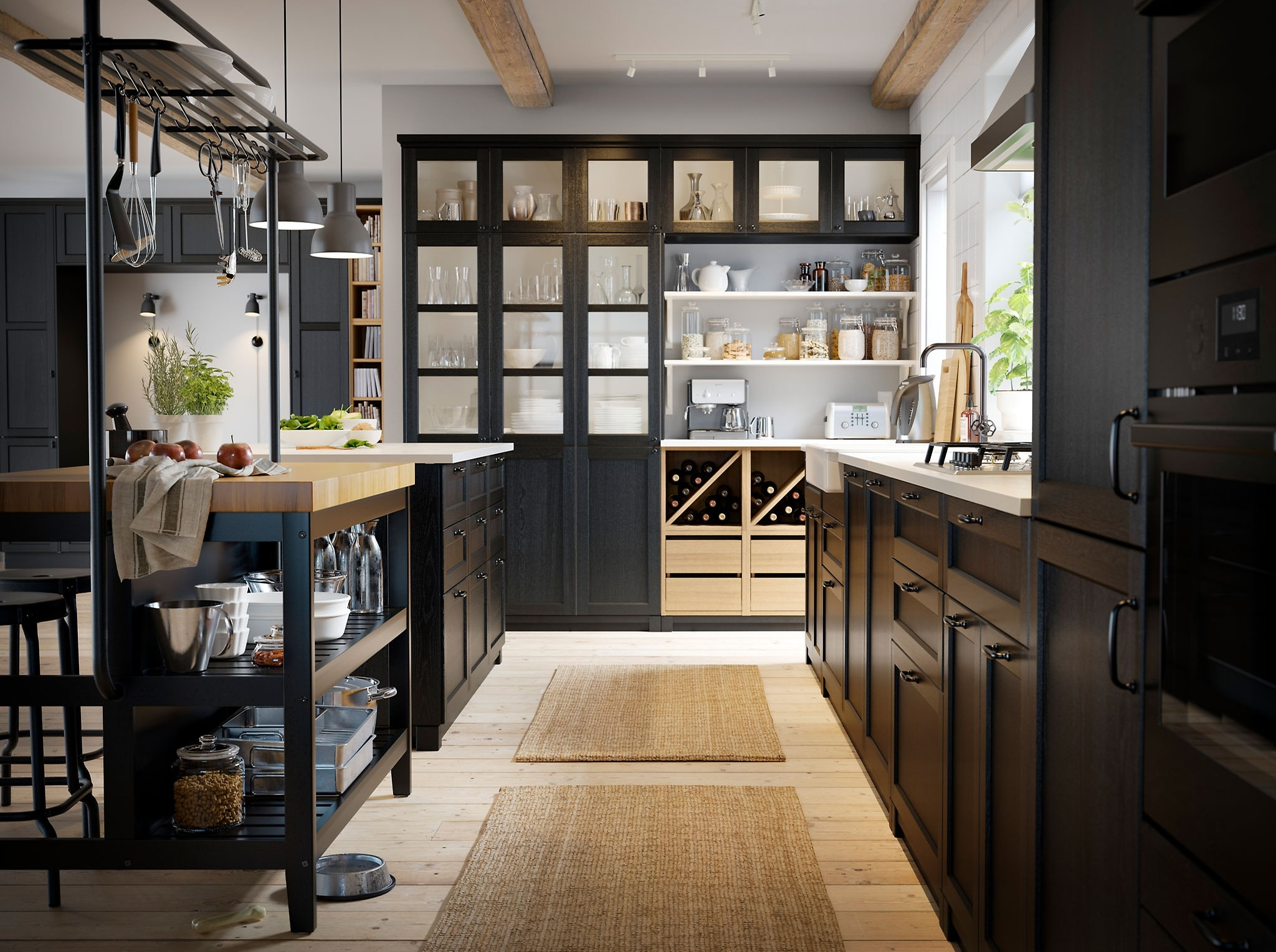 Tips To Double Your Kitchen Storage | IKEA Qatar Blog Ideal Kitchen Storage on ideal living room, ideal toys, ideal tools,