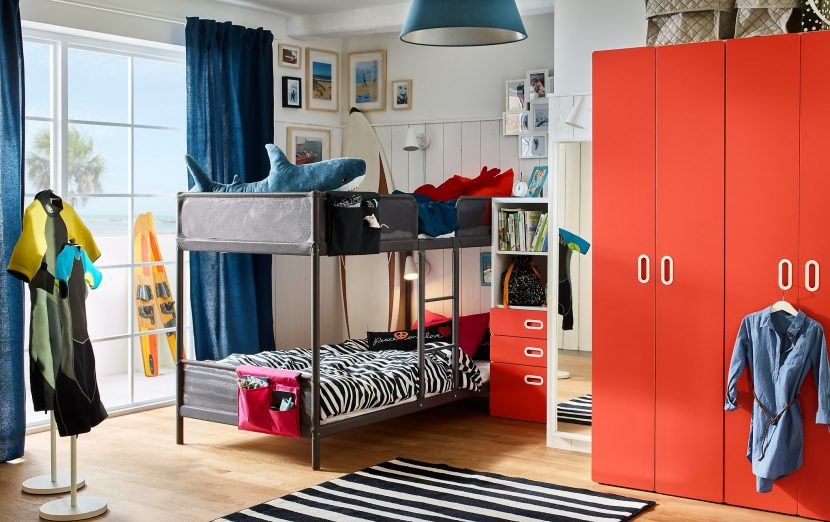 Kids Room Decoration Ideas - IKEA Qatar