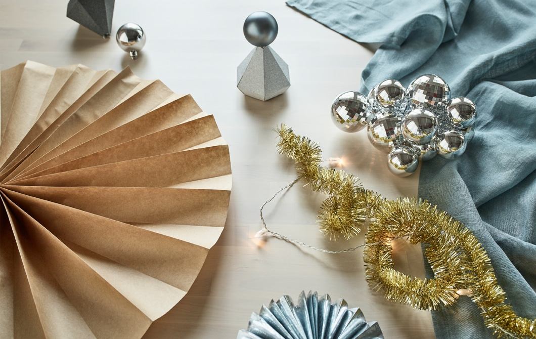 New Year Craft Ideas- IKEA Qatar