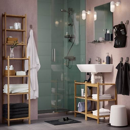 Guest Bathroom Essentials - IKEA Qatar