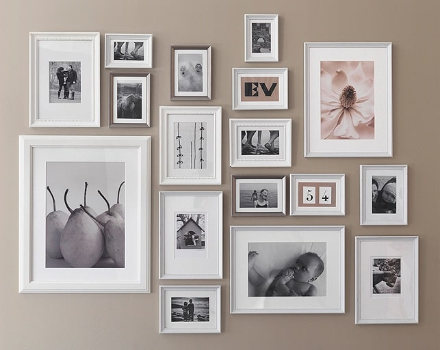 Photo Gallery Wall - IKEA Qatar