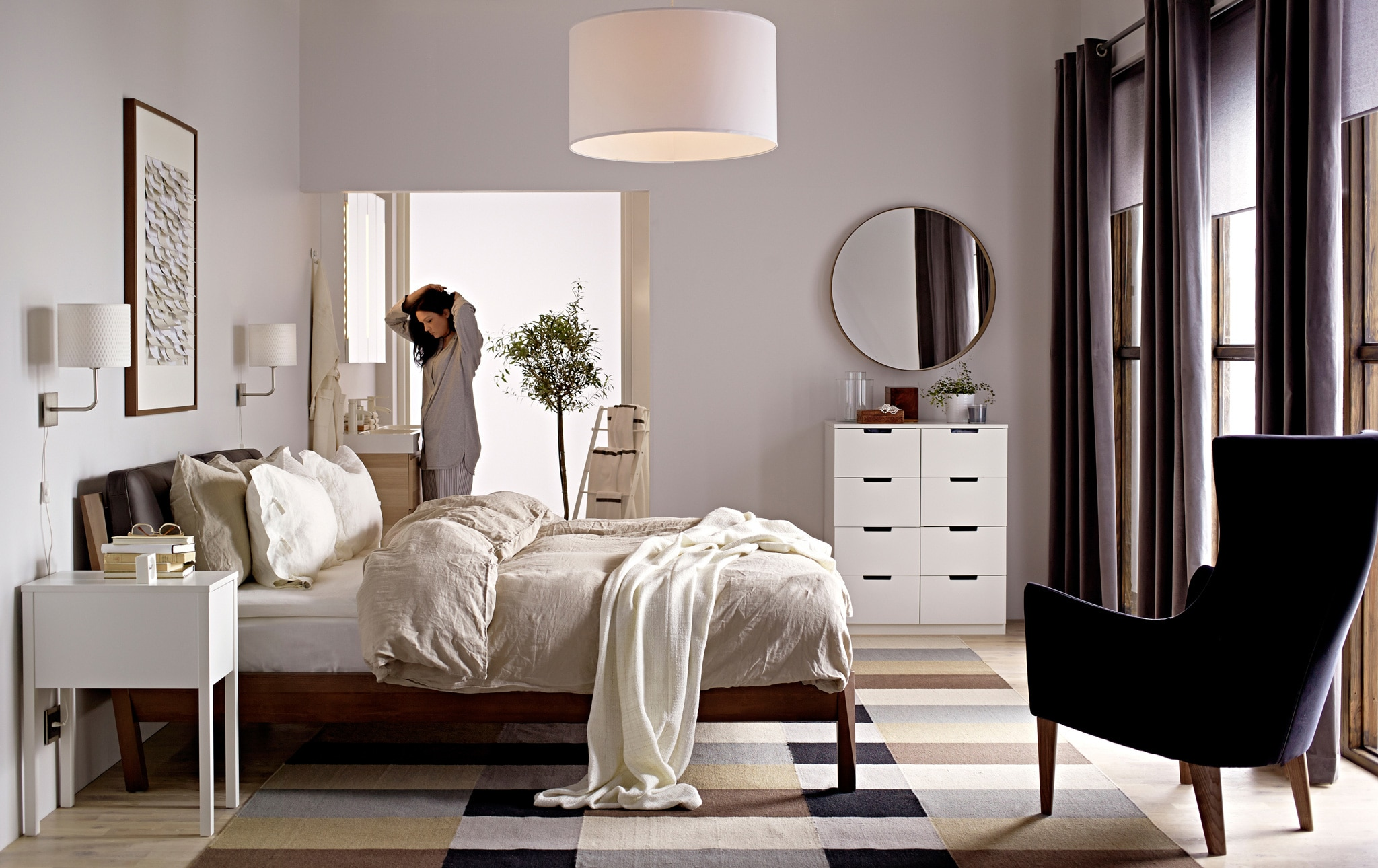 Bedroom Ideas - IKEA Qatar