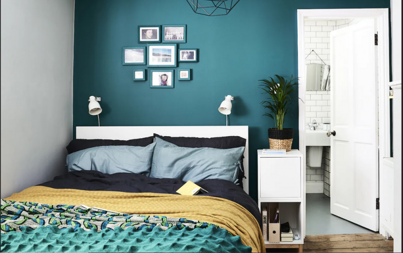 Welcome summer by changing your home's colour palette